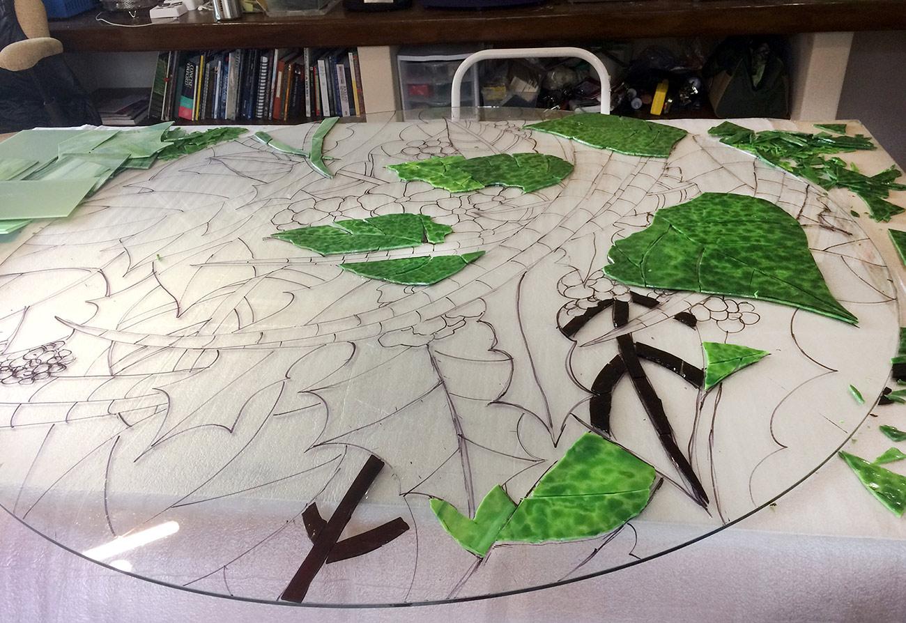 Going Green – work in progress