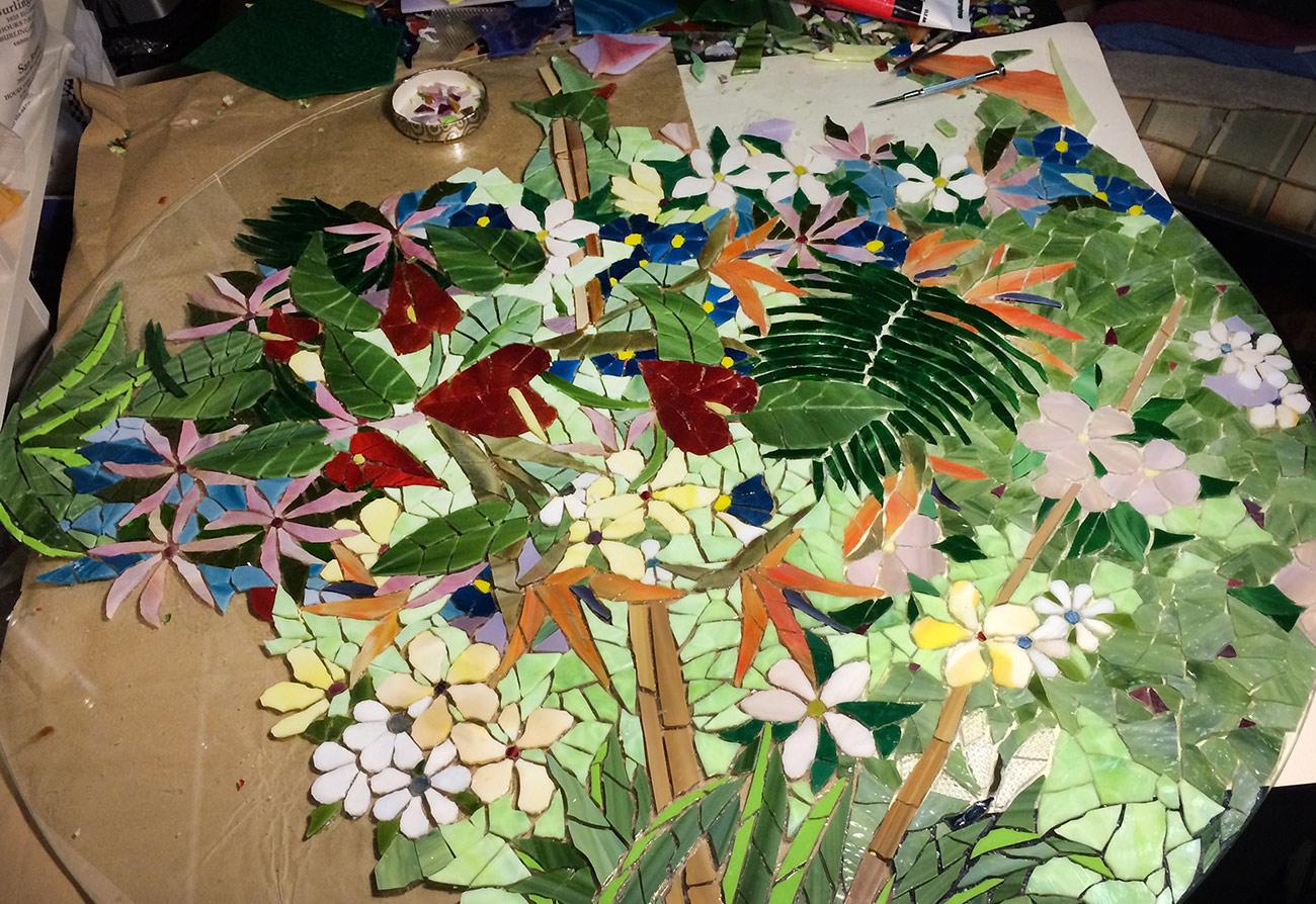 Tropical Bistro -work in progress