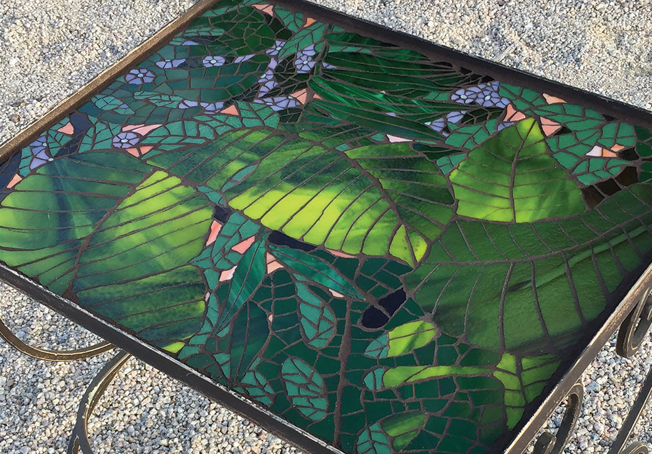 Tropical Forest – 1 of 3 nesting tables